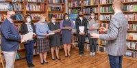 Dzień bibliotekarza w Sędziejowicach