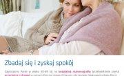 Bezpłatne badania mammograficzne w grudniu - Łask, Buczek, Sędziejowice (Powiat Łaski)