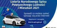 UWAGA! Loteria Narodowego Spisu Powszechnego Ludności i Mieszkań!