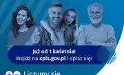 Wydłużony termin spisania w budynku Urzędu Gminy Sędziejowice