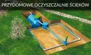 Dotacje na budowę przydomowych oczyszczalni ścieków